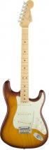 Fender American Elite Stratocaster Mn Tobacco Sunburst + Etui
