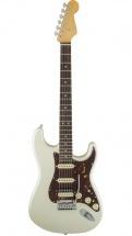 Fender American Elite Stratocaster Hss Shawbucker Eb Olympic Pearl