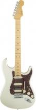 Fender American Elite Stratocaster Hss Shawbucker Mn Olympic Pearl + Etui