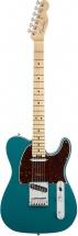 Fender American Elite Telecaster Maple Fingerboard Ocean Turquoise