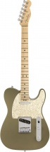 Fender American Elite Telecaster Mn Satin Jade Pearl Metallic