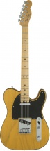 Fender American Elite Telecaster Mn Butterscotch Blonde + Etui
