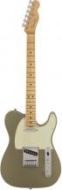 Fender American Elite Telecaster Maple Fingerboard Champagne