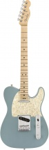 Fender American Elite Telecaster Mn Satin Ice Blue Metallic