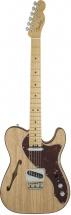 Fender American Elite Telecaster Thinline Mn Natural + Etui