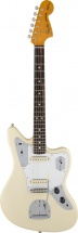 Fender Johnny Marr Jaguar Rosewood Fingerboard - Olympic White
