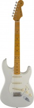 Fender Eric Johnson Stratocaster - Touche Erable - White Blonde