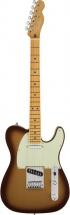Fender American Ultra Telecaster Mn Mocha Burst