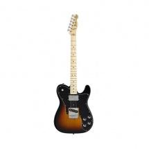 Fender 72 Telecaster Custom Touche Erable 3 Color Sunburst