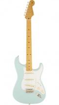 Fender 50s Stratocaster Touche Erable Daphne Blue
