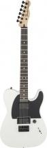 Fender Jim Root Telecaster Ebony Fingerboard Flat White