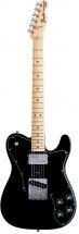 Fender 72 Telecaster Custom Touche Erable Black