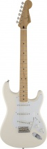 Fender Jimmie Vaughan Texmex Stratocaster Touche Erable Olympic White