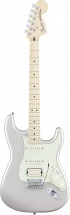 Fender Mexican Deluxe Stratocaster Hss Mn Blizzard Pearl + Housse