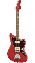 Fender 60th Anniversary Jazzmaster Pau Ferro Fingerboard Fiesta Red