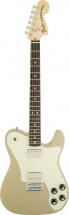 Fender Telecaster Mexican Deluxe Chris Shiflett Shoreline Gold Rn + Etui