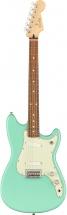 Fender Duo Sonic Pf Seafoam Green