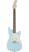Fender Duo-sonic Hs Pf Daphne Blue