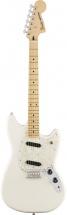 Fender Mustang Mn Olympic White