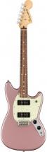 Fender Mustang 90 Pf Burgundy Mist Metallic