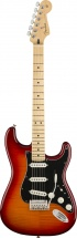 Fender Stratocaster Mexican Player  Aged Cherry Burst