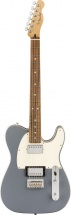 Fender Mexican Player Telecaster Hh Pf Silver
