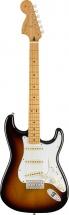 Fender Mexican Artist Signature Straocaster Jimi Hendrix 3 Tons Sunburst