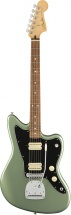 Fender Jazzmaster Mexican Player  Sage Green Metallic