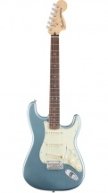 Fender Mexican Deluxe Roadhouse Stratocaster Pf Mystic Ice Blue