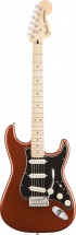 Fender Mexican Deluxe Roadhouse Stratocaster Mn Classic Copper + Housse
