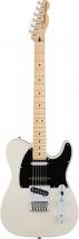 Fender Mexican Deluxe Nashville Telecaster Mn White Blonde + Housse