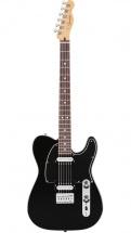 Fender Mexican Standard Telecaster Hh Pf Black