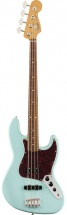 Fender Mexican Vintera \'60s Jazz Bass Pf Daphne Blue