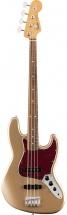 Fender Mexican Vintera \'60s Jazz Bass Pf Firemist Gold