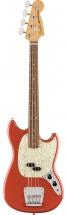 Fender Mexican Vintera \'60s Mustang Bass Pf Fiesta Red