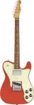 Fender Mexican Vintera \'70s Telecaster Custom Pf Fiesta Red