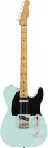 Fender Mexican Vintera \'50s Telecaster Modified Mn Daphne Blue