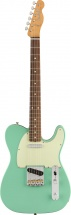 Fender Mexican Vintera \'60s Telecaster Modified Pf Sea Foam Green