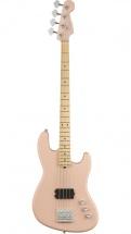 Fender American Artist Flea Jazz Bass Active Mn Shell Pink