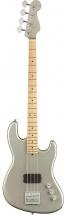 Fender American Artist Flea Jazz Bass Active Mn Inca Silver