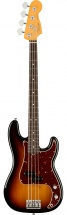 Fender American Professional Ii Precision Bass Rw 3-color Sunburst
