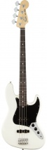Fender American Performer Jazz Bass Rw Artic White