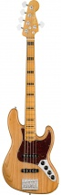 Fender American Ultra Jazz Bass V Mn Aged Natural