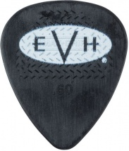 Evh Evh Signature Picks, Black/white, .60 Mm, 6