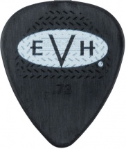 Evh Evh Signature Picks, Black/white, .73 Mm, 6