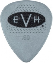 Evh Evh Signature Picks, Gray/black, .60 Mm, 6