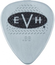 Evh Evh Signature Picks, Gray/black, .88 Mm, 6