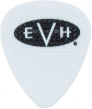 Evh Evh Signature Picks, White/black, .60 Mm, 6