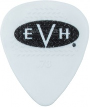 Evh Evh Signature Picks, White/black, .73 Mm, 6