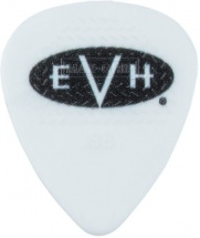 Evh Evh Signature Picks, White/black, .88 Mm, 6